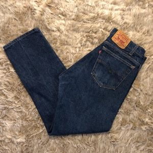 Vintage Levi's 505 Red Tab Jeans Made In U.S.A